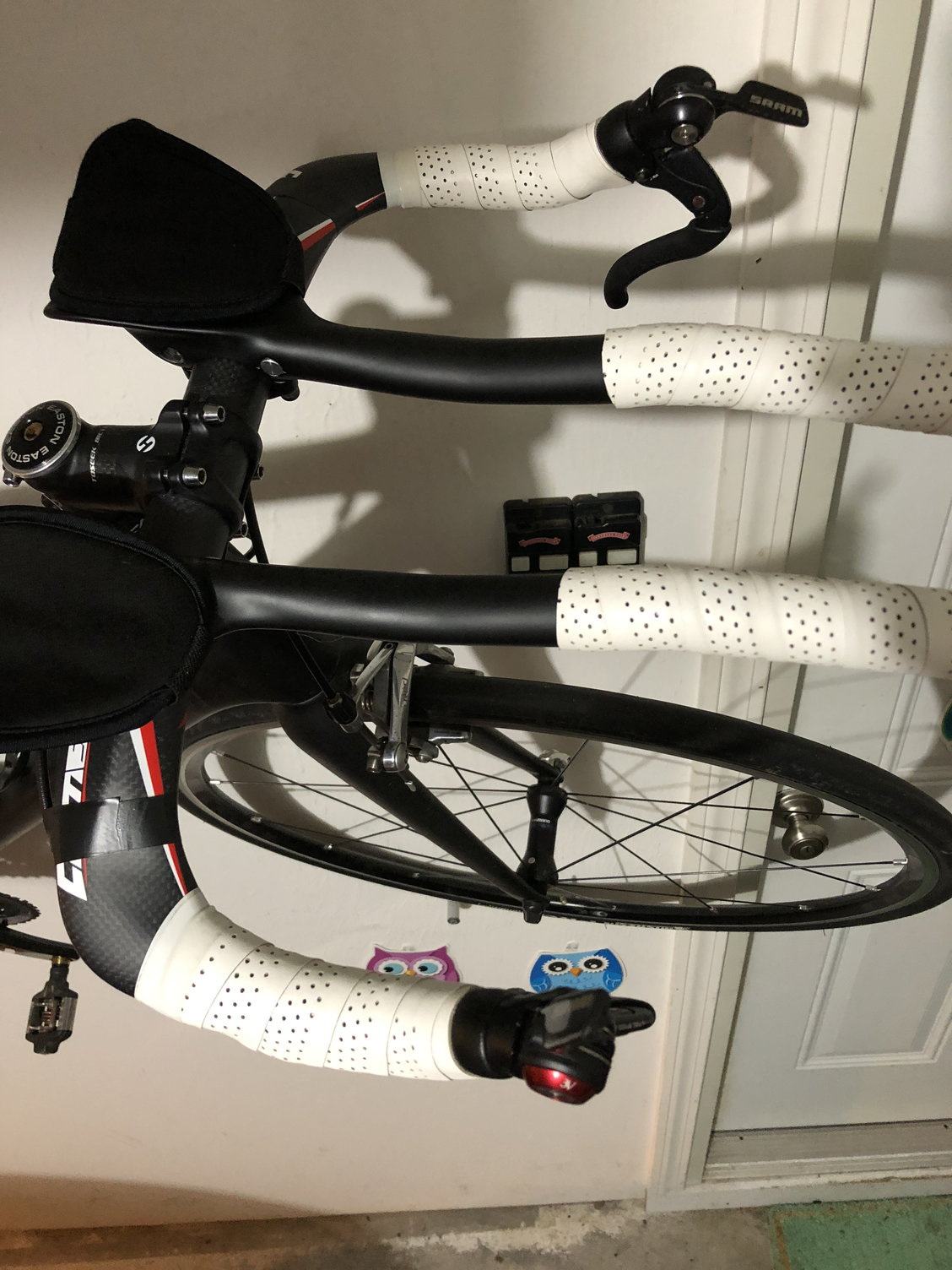 Bullhorn-bar lever setup recommendations - Bike Forums