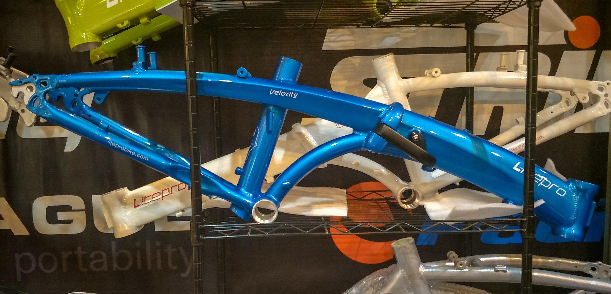 Litepro And Fnhon Frames Bike Forums