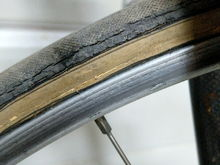 Front tire / tube ???