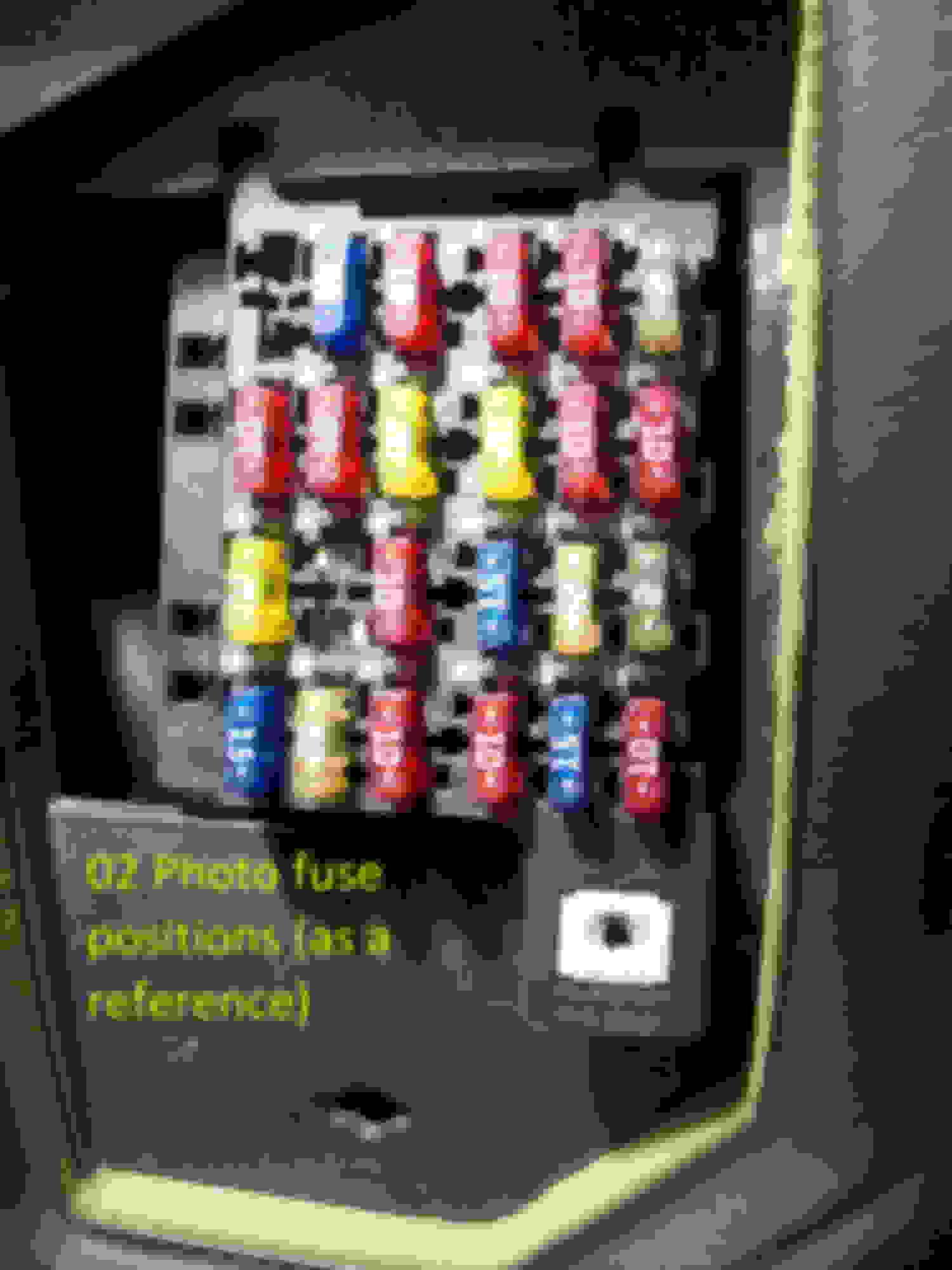 2005 Chevrolet Silverado 1500 43 Under Dash Fuse Box Diagram