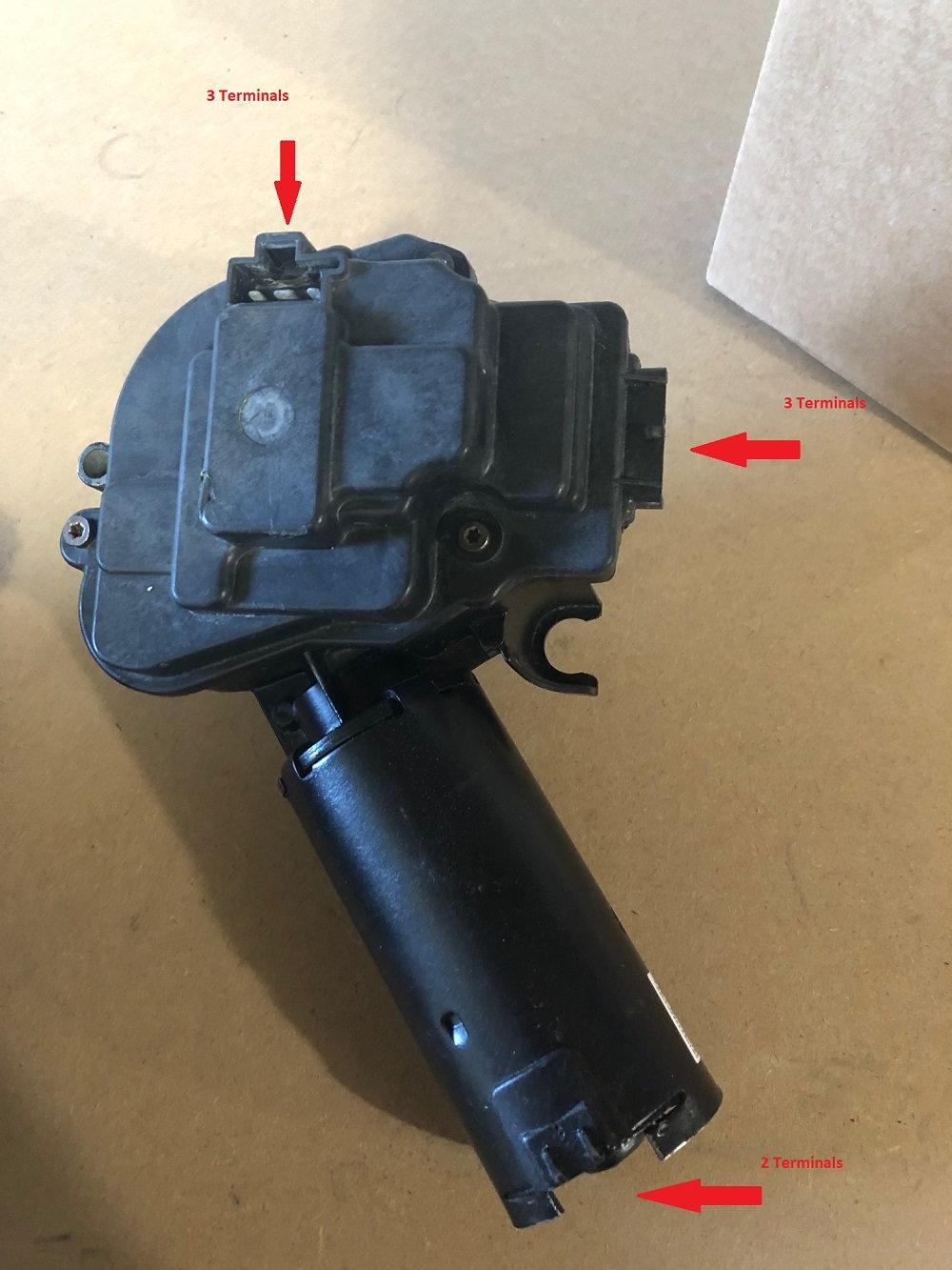 Need Help with Wiper Motor Wiring on '85 IROC - Camaro ...