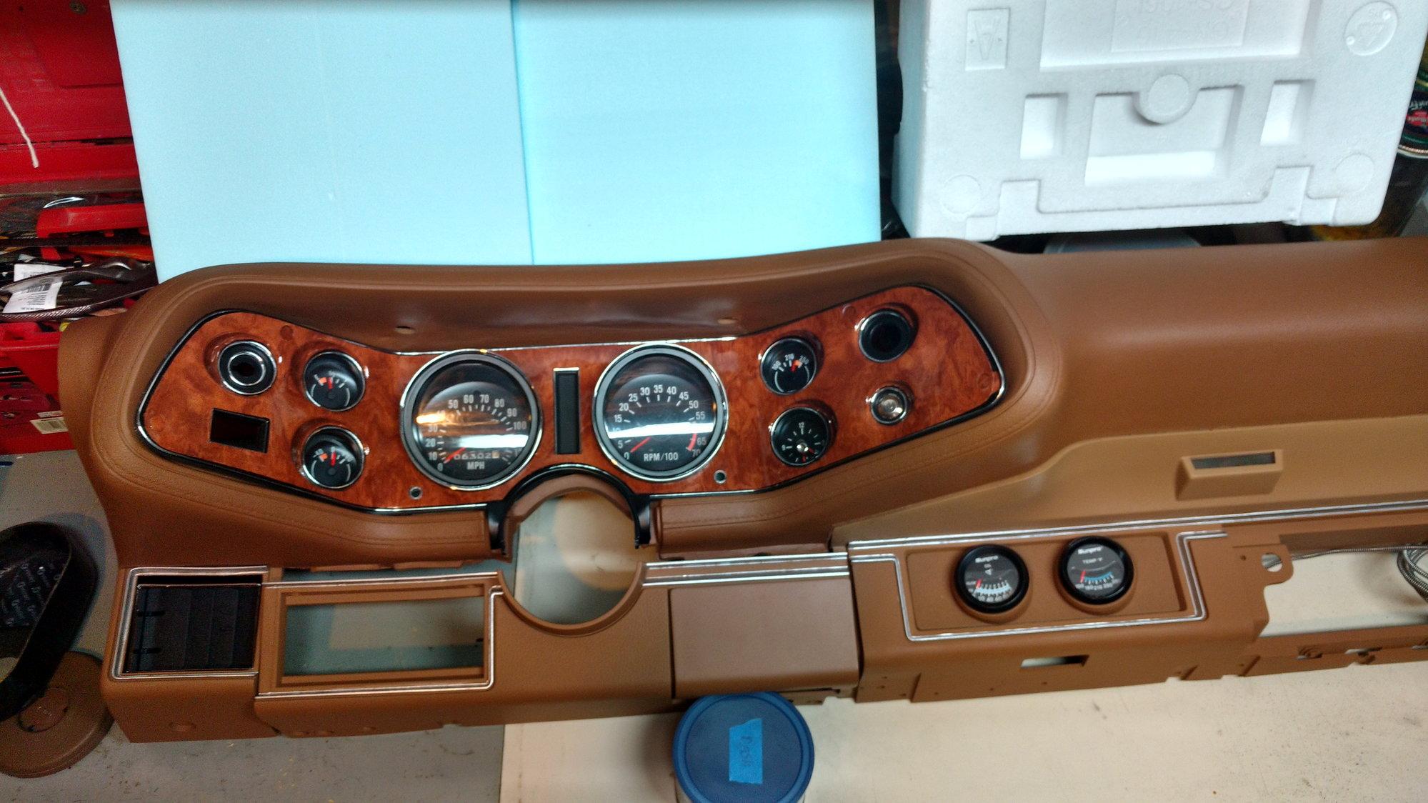 Dash Bezel - Camaro Forums - Chevy Camaro Enthusiast Forum