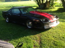 "My '85 ""Miss Audrey"" 358 NASCAR engine"