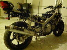my project streetfighter...