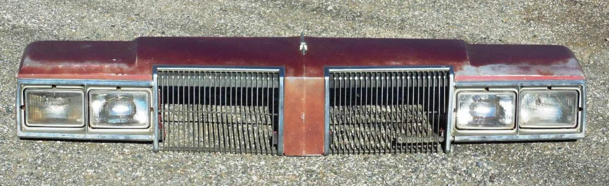86 cutlass supreme grill