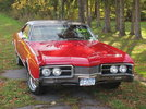 1967 Delmont 88 330 holiday coupe