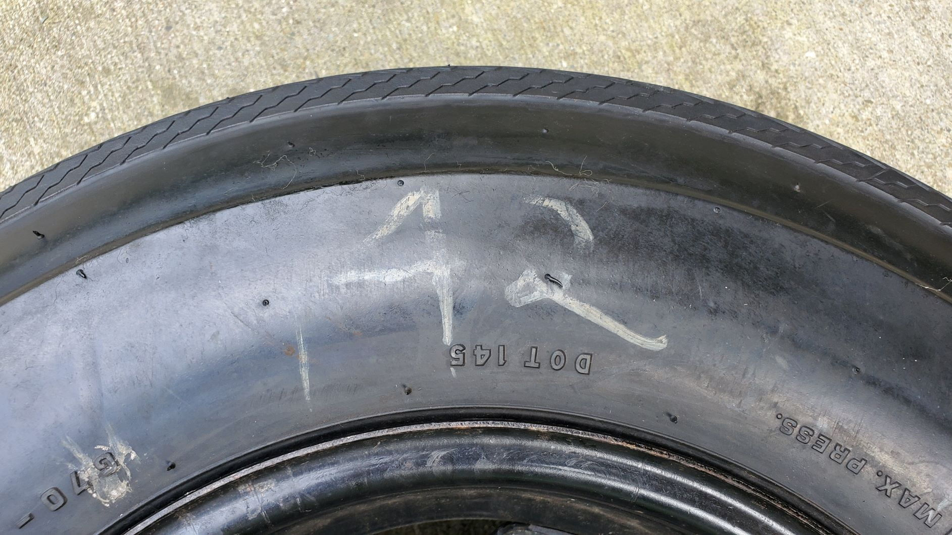 70 442 w30's-Goodyear or Firestone tires? - Page 2