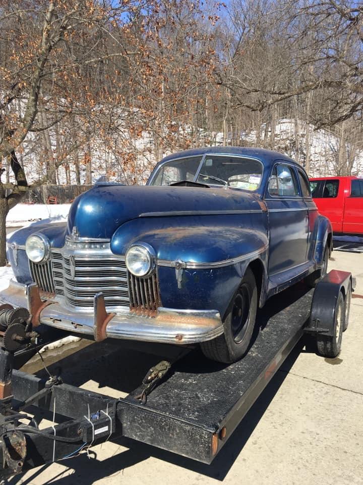 1941 model 66 - ClassicOldsmobile.com