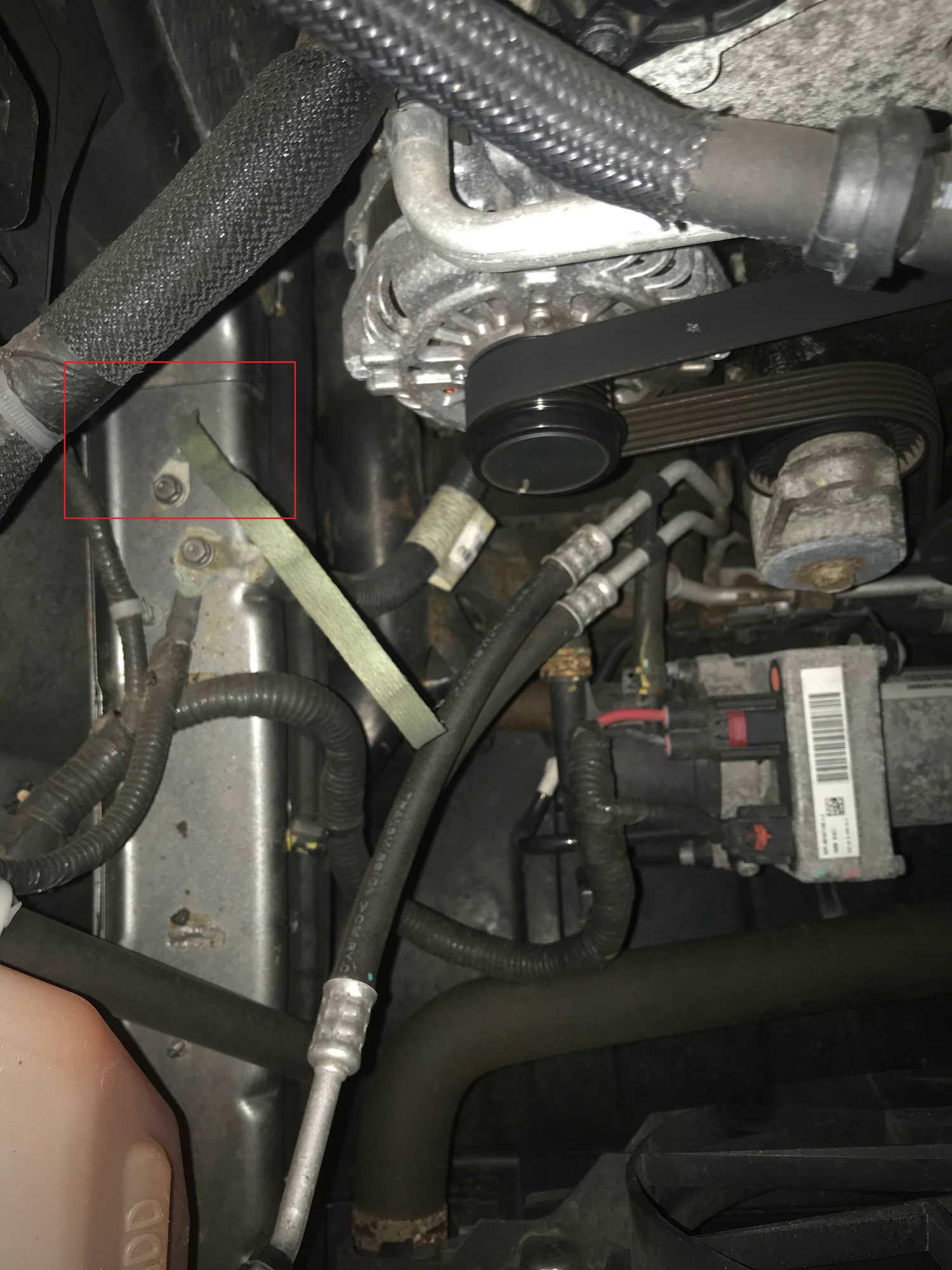 2012 Durango Ground wire disconnected? - DodgeForum.com
