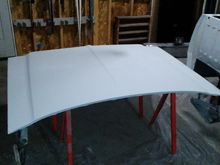 Hood with primer
