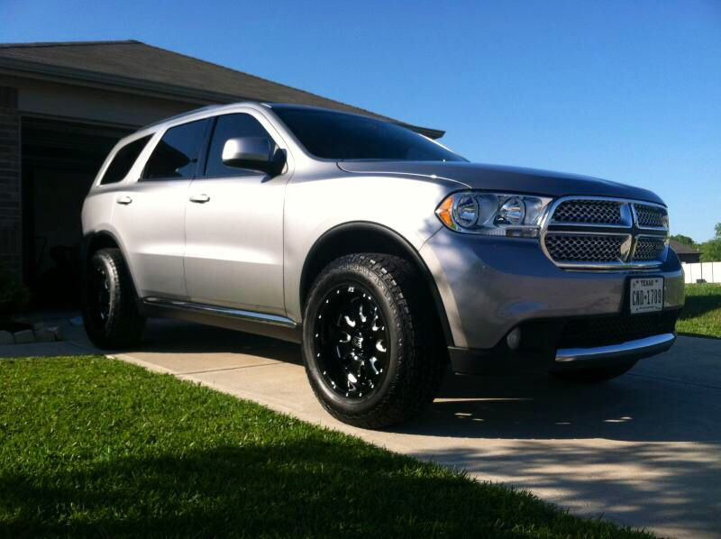 Calling All Lifted 3g Durango S Page 2 Dodgeforum Com