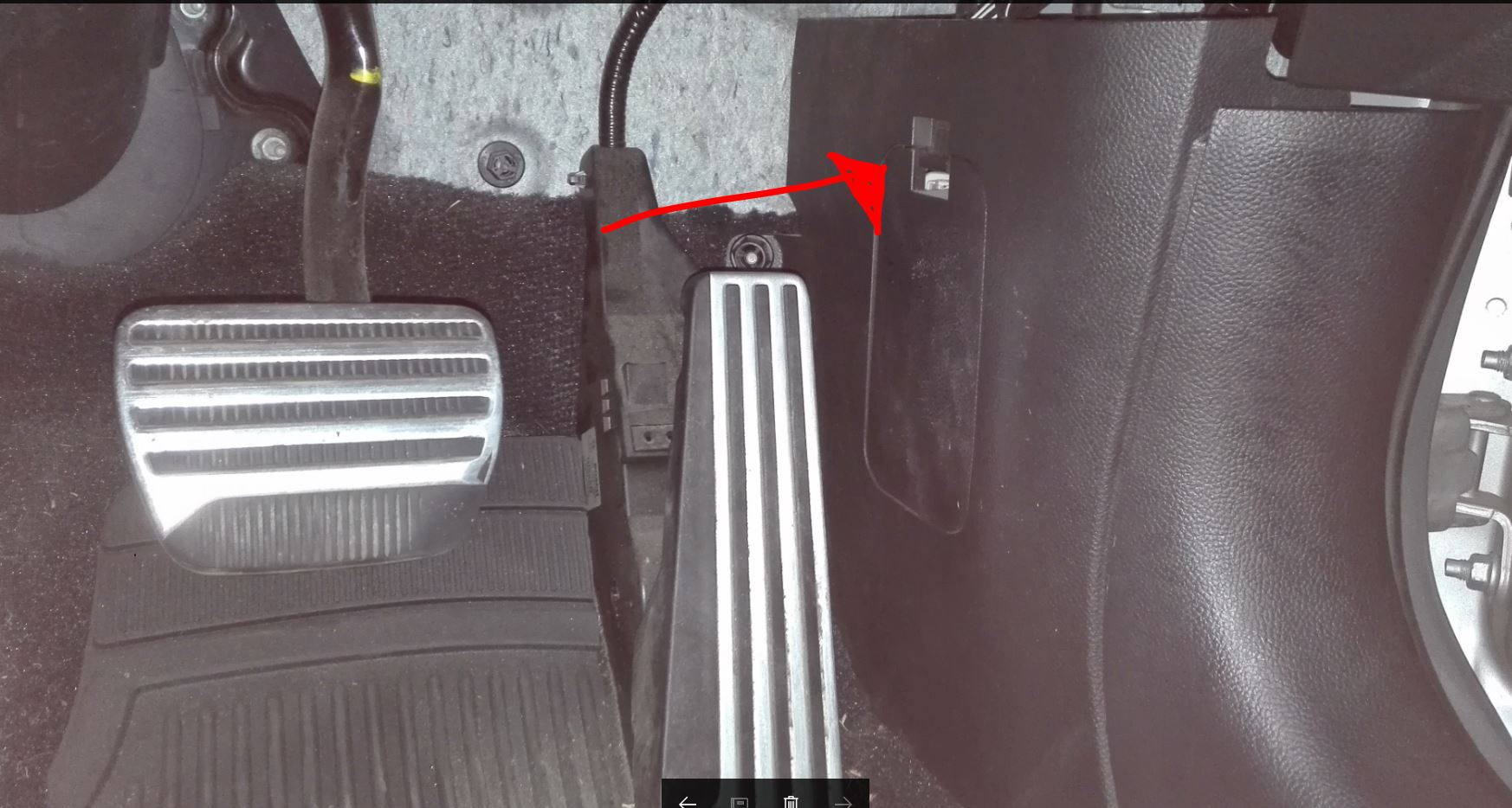 A C Fan Not Blowing G35driver Infiniti G35 G37 Forum Discussion 2008 G35x Car Audio Wiring Open Fuse Area