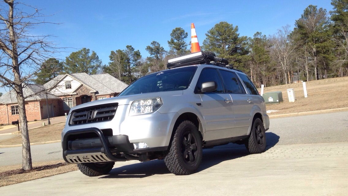 Honda Pilot Spare Tire Location Honda Pilot Jack Location