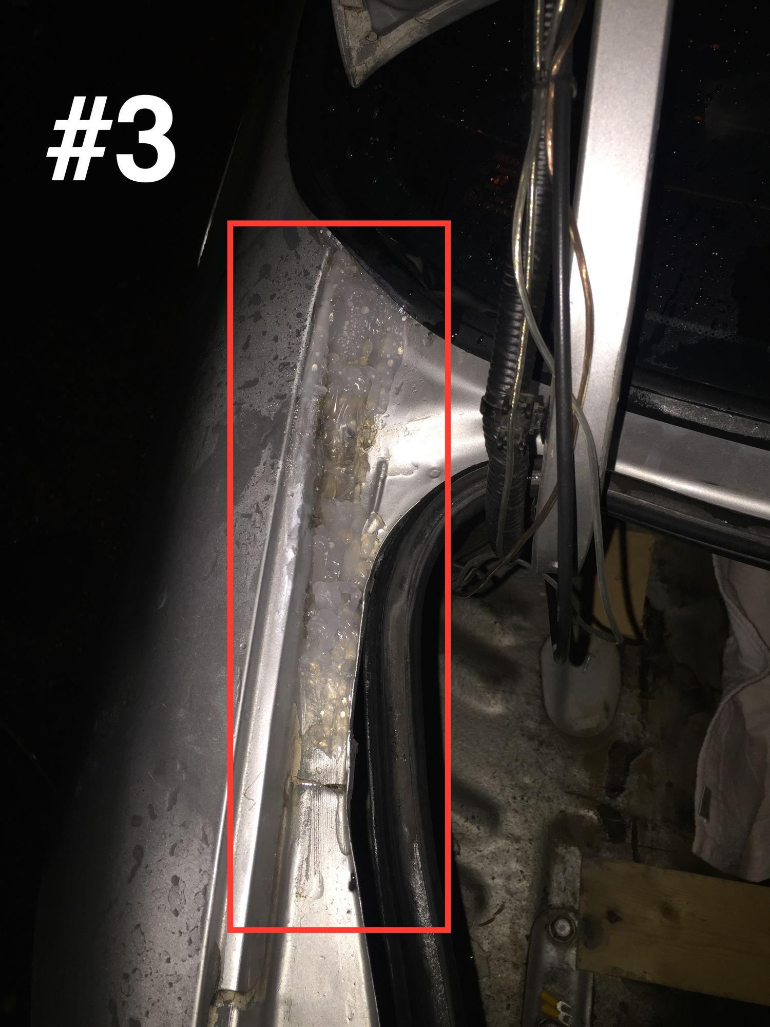 Civic Trunk Leak Plz Help Pics Incld Honda Tech Honda