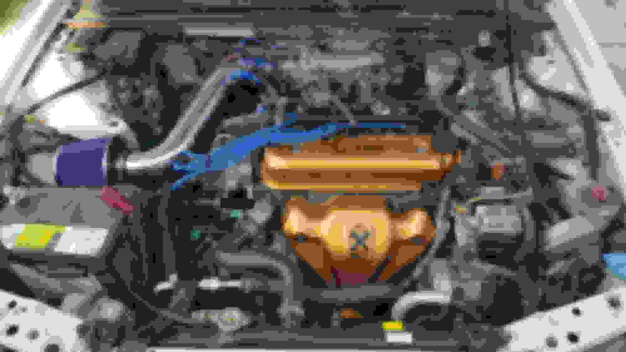 1993 Honda Accord low rpm idle rough starts - Honda-Tech