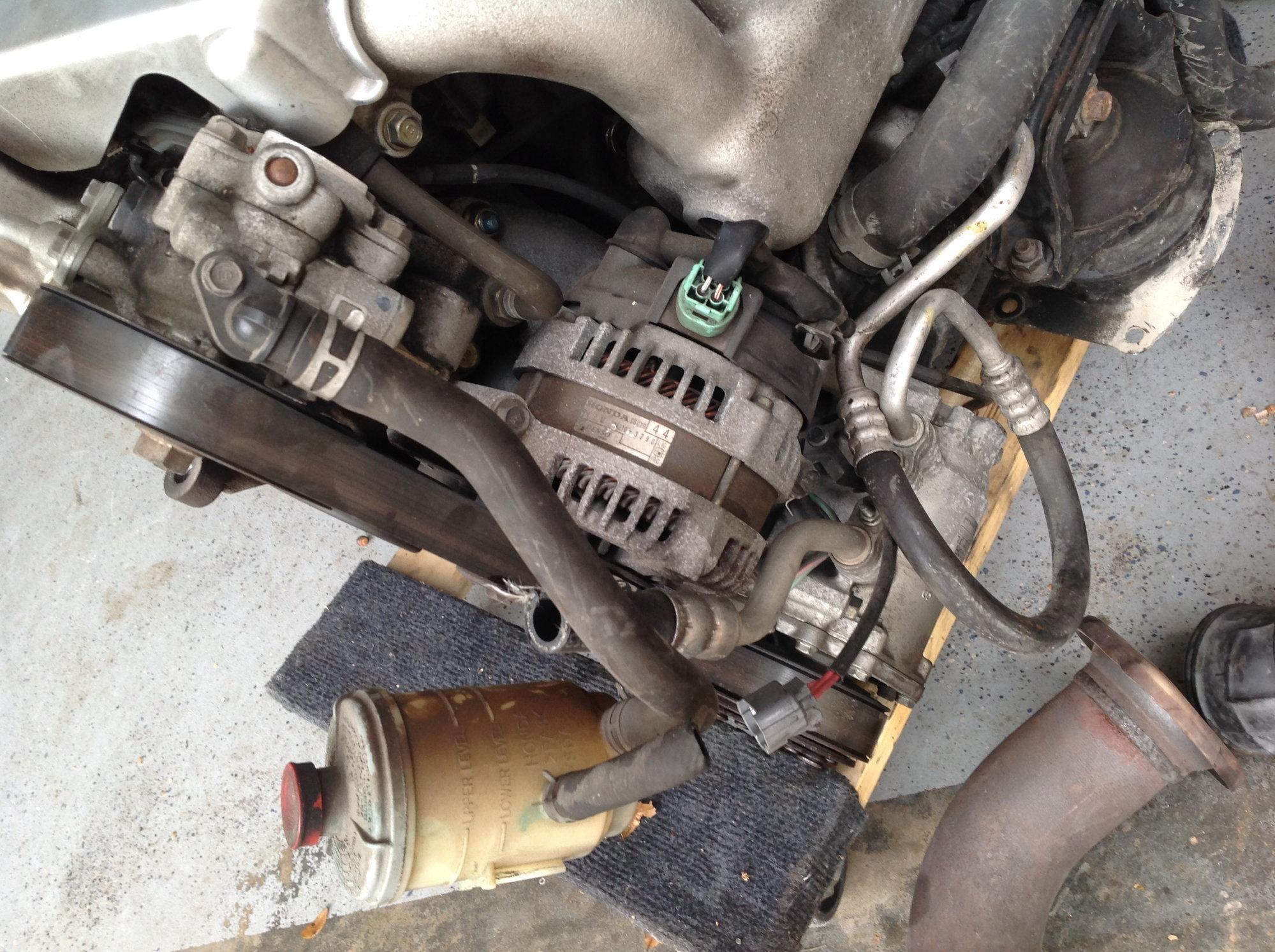 tsx ka   speed complete swap ecu key ignitionharness shifter cables  honda