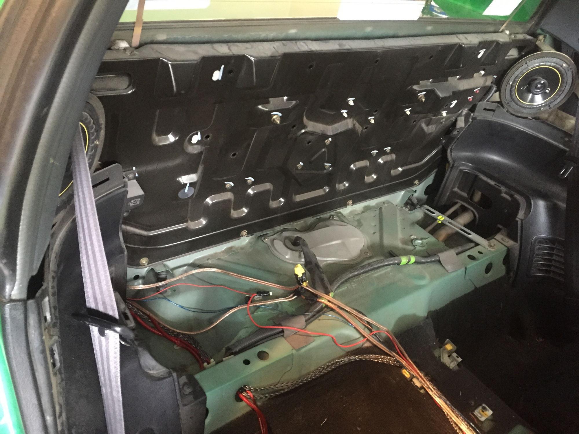 Civic Trunk Release Into Del Sol Honda Tech Honda