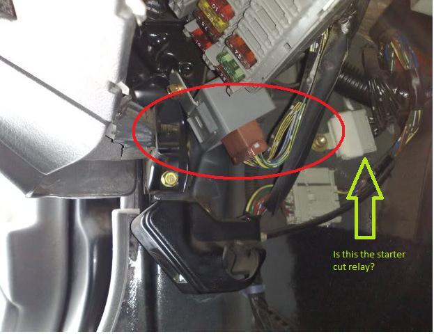 Image Result For Civic Hatchback Starter Relay Location