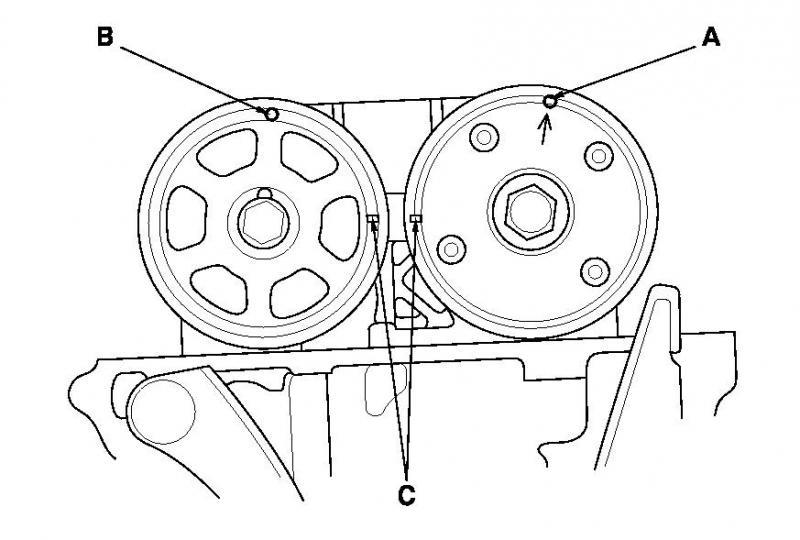Ford Ranger 4 0 Engine Timing Chain Diagram