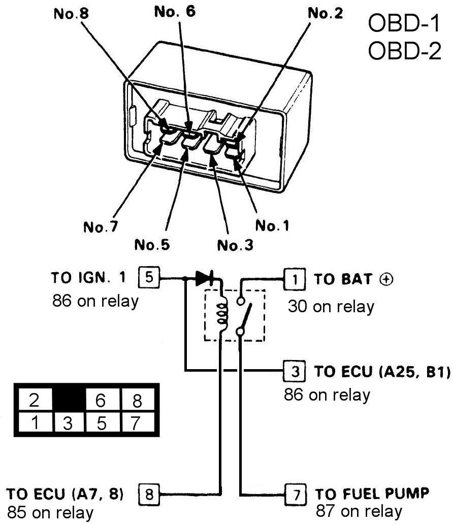 Wrg 2891 93 Civic Ecm Wiring Diagram