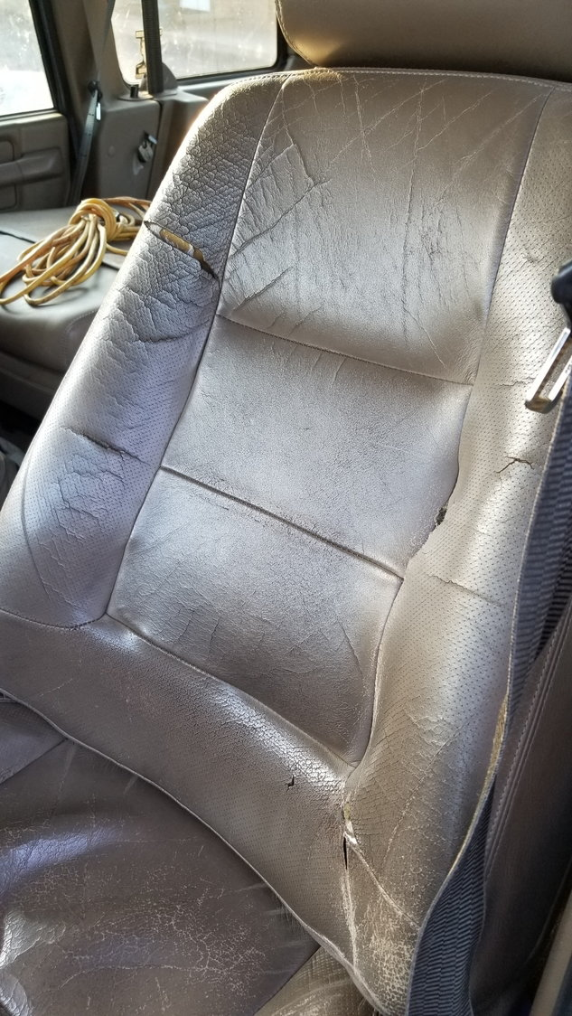 Phenomenal I Need Replacement Seat Covers Land Rover Forums Land Gmtry Best Dining Table And Chair Ideas Images Gmtryco