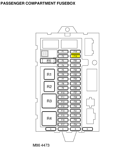 Land Rover Lr3 Fuse Box Diagram