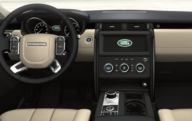 Post Your 2017 Land Rover Discovery 5 ACORN Interior Pictures Here
