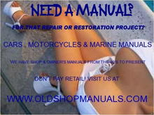 NEED A MANUAL FOR YOUR LEXUS?