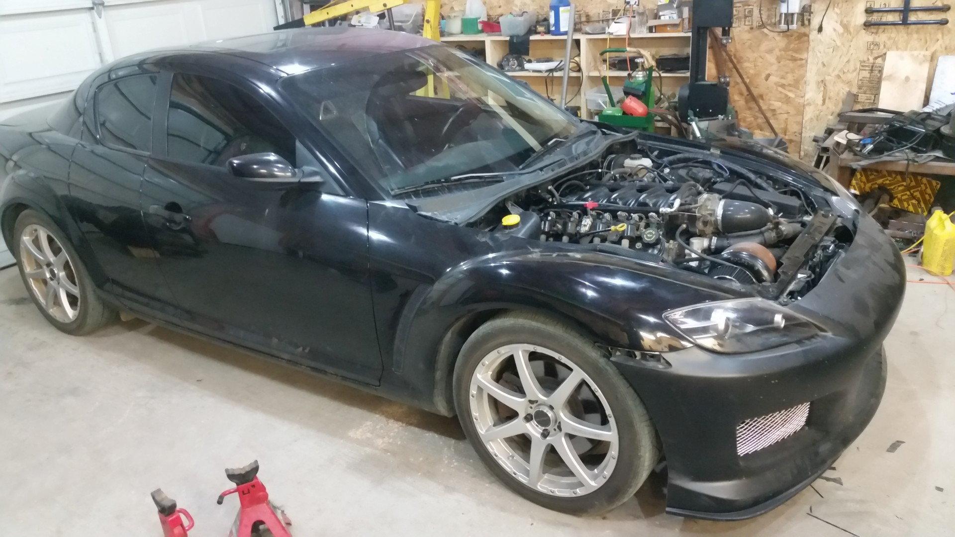 RX8 5 3 Turbo - LS1TECH - Camaro and Firebird Forum Discussion