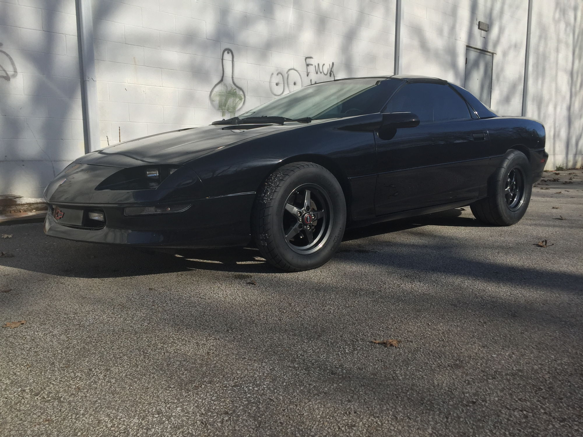 Used Cars Evansville In >> Racestar Grey Bracket Wheels - LS1TECH - Camaro and