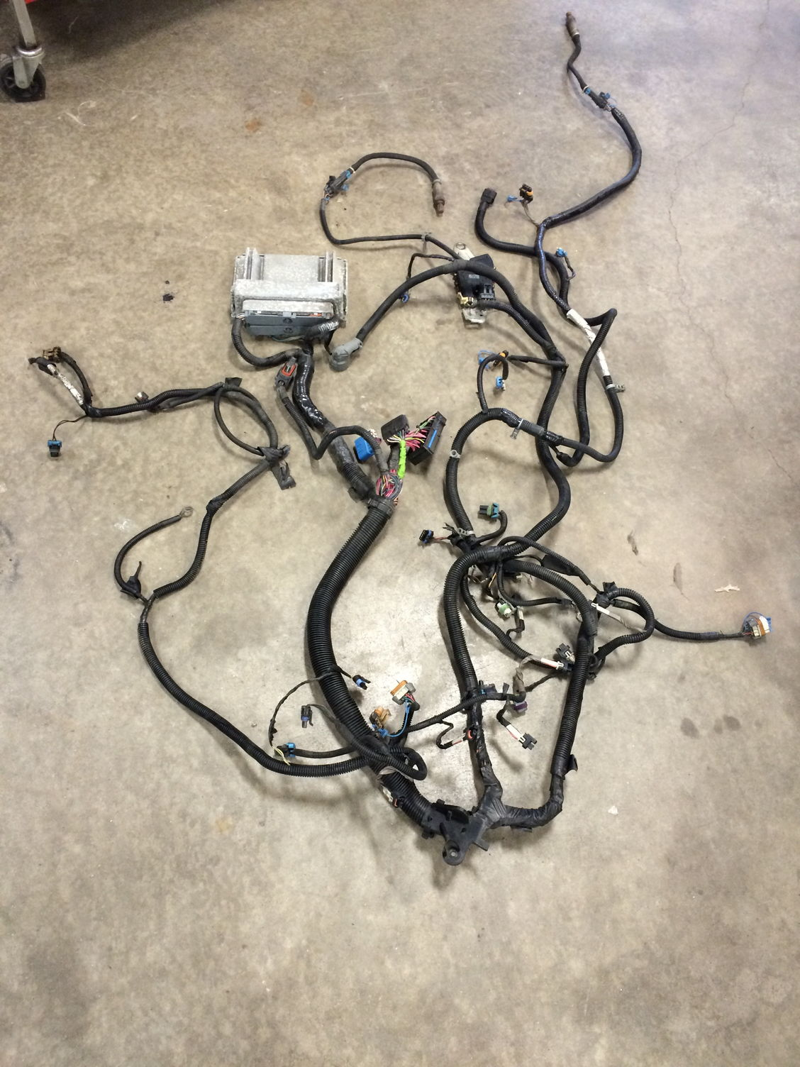 ls1 truck style harness pcm throttle body early drive. Black Bedroom Furniture Sets. Home Design Ideas