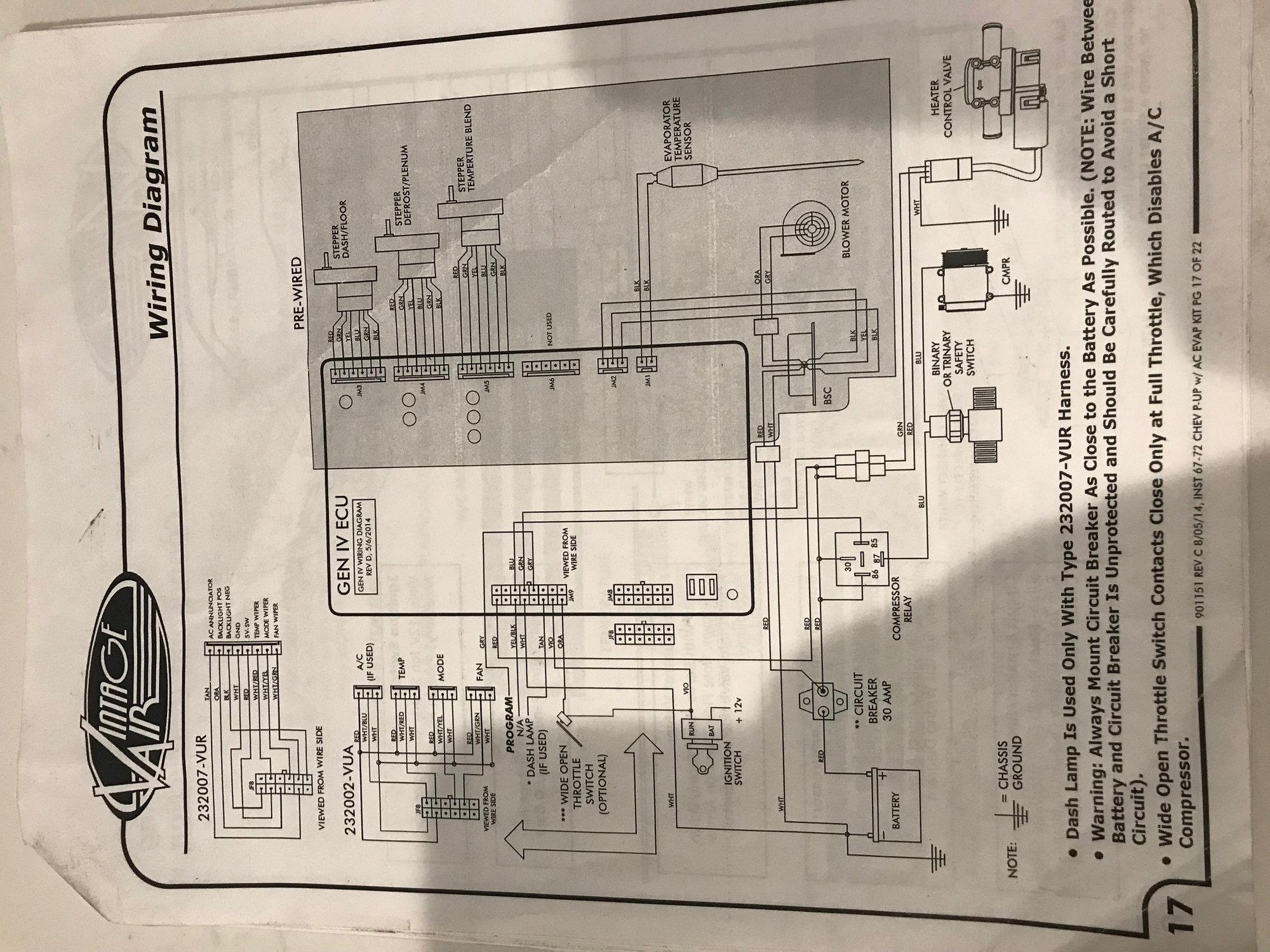 Dakota Digital Wiring Schematic. . Wiring Diagram on