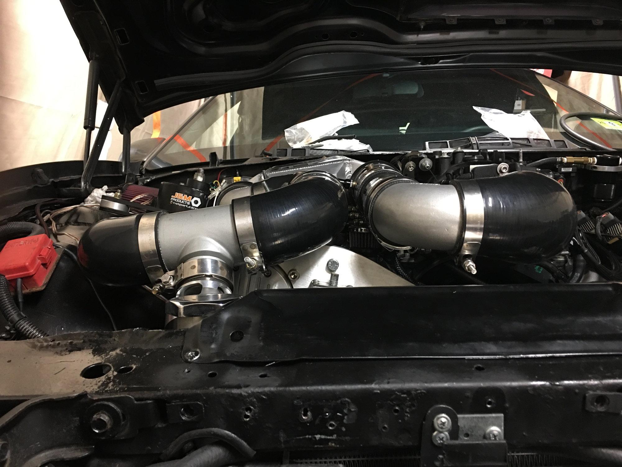 CXRacing Aluminum Liquid Heat Exchanger Air to Water