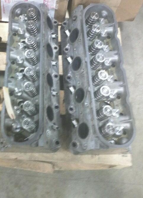 LSX 376 block, LSX crank, LS3 heads w/Comp Cams dual valve