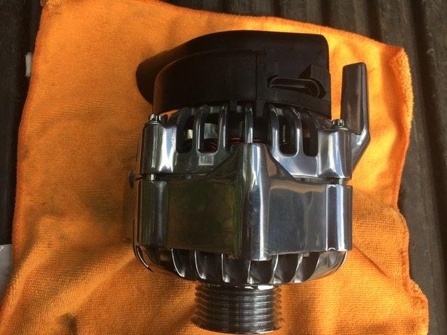 Tuff Stuff Ls1 Alternator Polished - Ls1tech