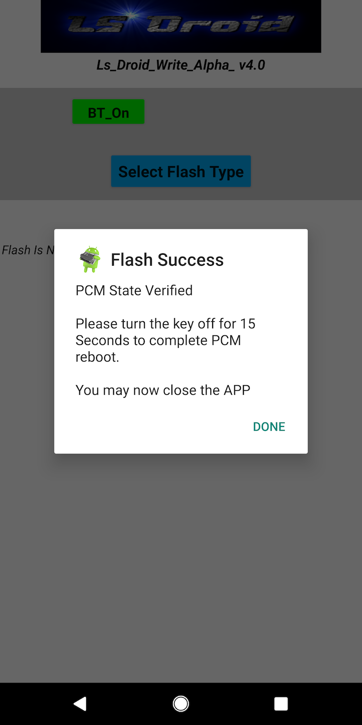 Android/Elm327 Pcm Flash App (LS Droid Read only released