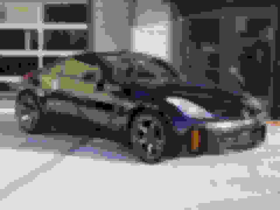 2006 Nissan 350Z LS1 Swap - LS1TECH - Camaro and Firebird
