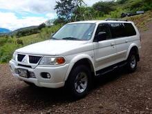 2007 Mitsubishi Montero Sport