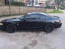 99 Mustang gt