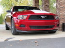 zulu45's 2011 Ford Mustang V6 Premium