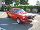 Garage - Mustang