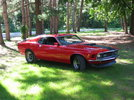 Waffle's 1970 Mustang Fastback