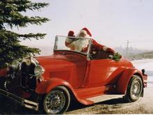 HR Santa at COP