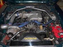 93 notch engine