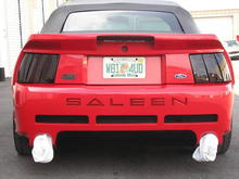 02 saleen project at its end