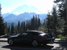 2007 GT Premium Alloy @ Chinook Pass