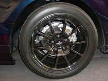 fr500 black chrome, waited 3 months for them ,worth the wait