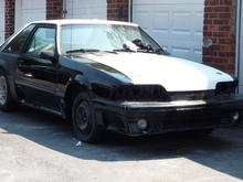 1988 MUSTANG GT MY PROJECT CAR