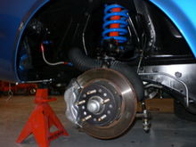 Cobra automotive suspension & brakes