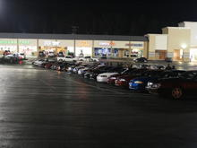 Just a shot of East Texas Mustang Club